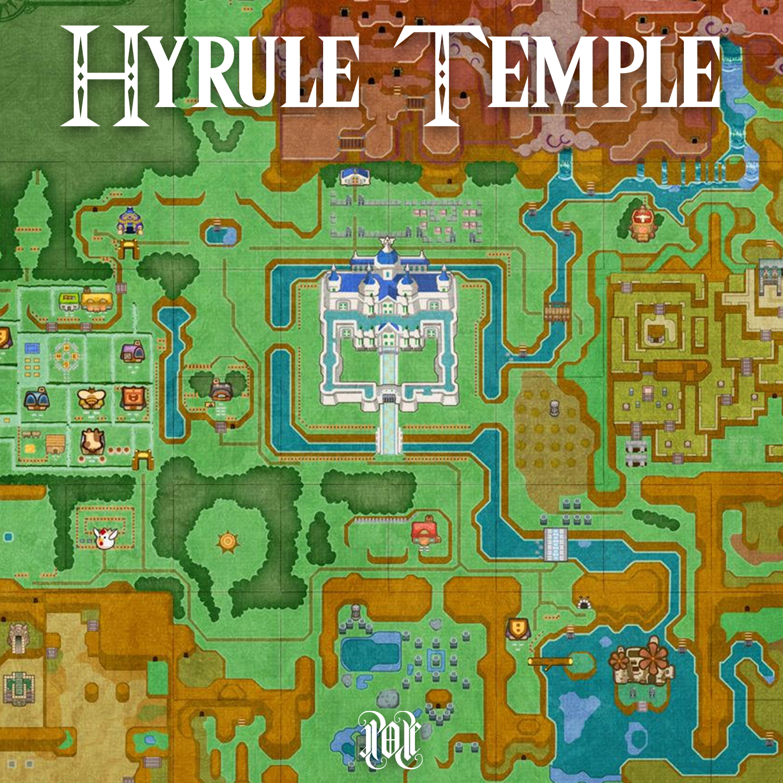 New Music: Derek Pope – Hyrule Temple
