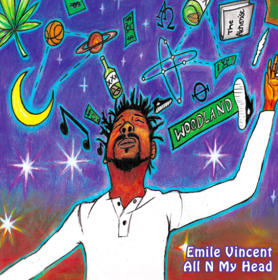 "New Album: Emile Vincent's – ""All N My Head"""