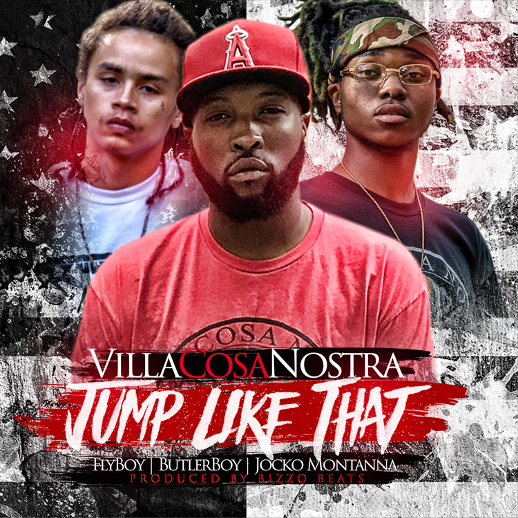 New Video: Villa Cosa Nostra – Jump Like That