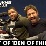 Video: 50 Cent, Gerard Butler, O'Shea Jackson Jr. & Pablo Schreiber On The Breakfast Club