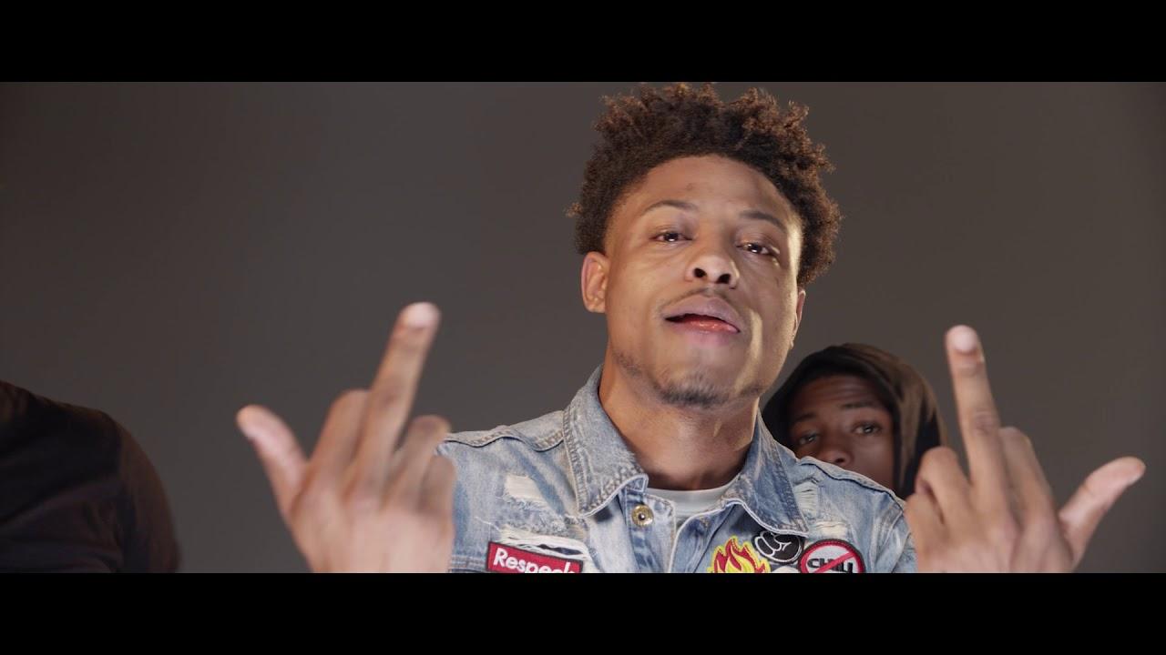 Video: BagGangKoont ft. BagGangRasta & MoneyBagg Yo – Back Up