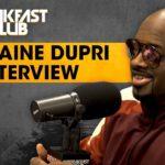 Video: Jermaine Dupri On The Breakfast Club