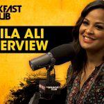 Video: Laila Ali On The Breakfast Club