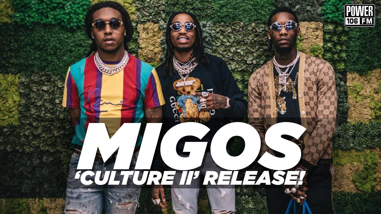 Video: Migos Stop By Power 106 In Los Angeles
