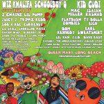 Wiz Khalifa, ScHoolboy Q & Kid Cudi To Headline 2nd Annual 'Smoker's Club Fest'