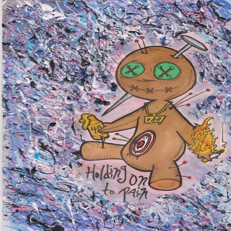 """Premiere: Izzy Strange – """"Holding On To Pain"""" (feat. Eligh)"""