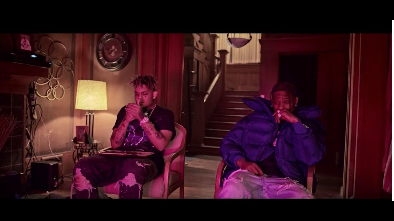 "New Video: Smokepurpp – ""Fingers Blue"" (feat. Travis Scott)"