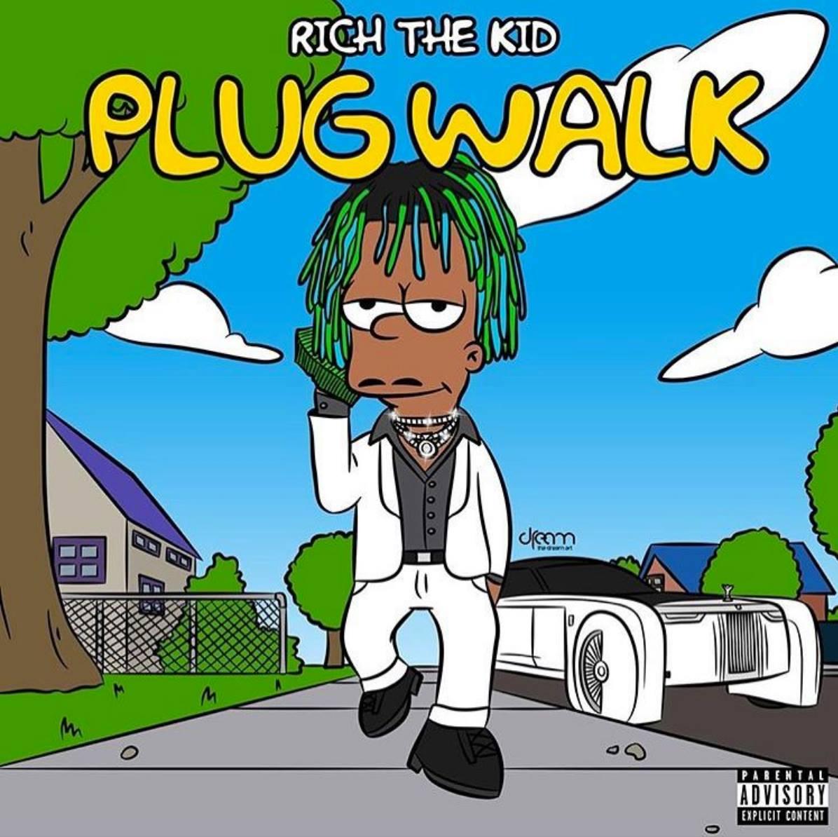 "New Music: Rich The Kid – ""Plug Walk"""