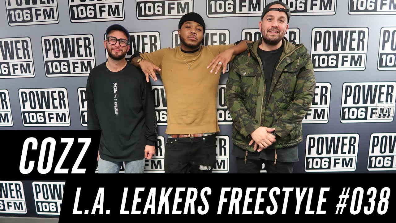 Video: Cozz – L.A. Leakers Freestyle