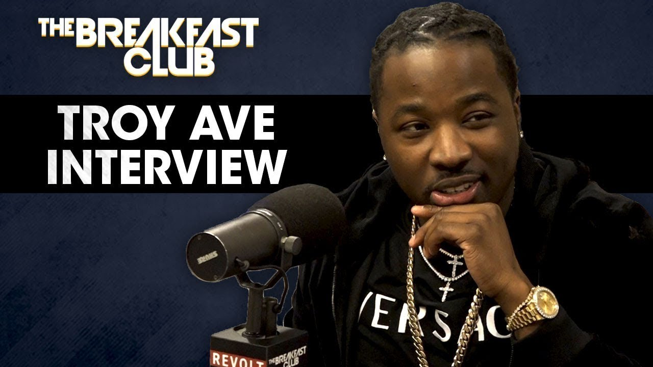 Video: Troy Ave On The Breakfast Club