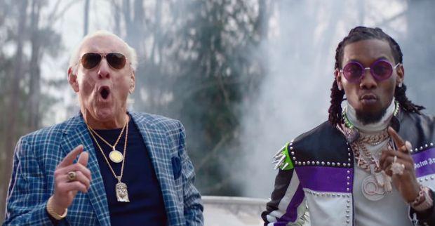Video: 21 Savage, Offset & Metro Boomin – Ric Flair Drip