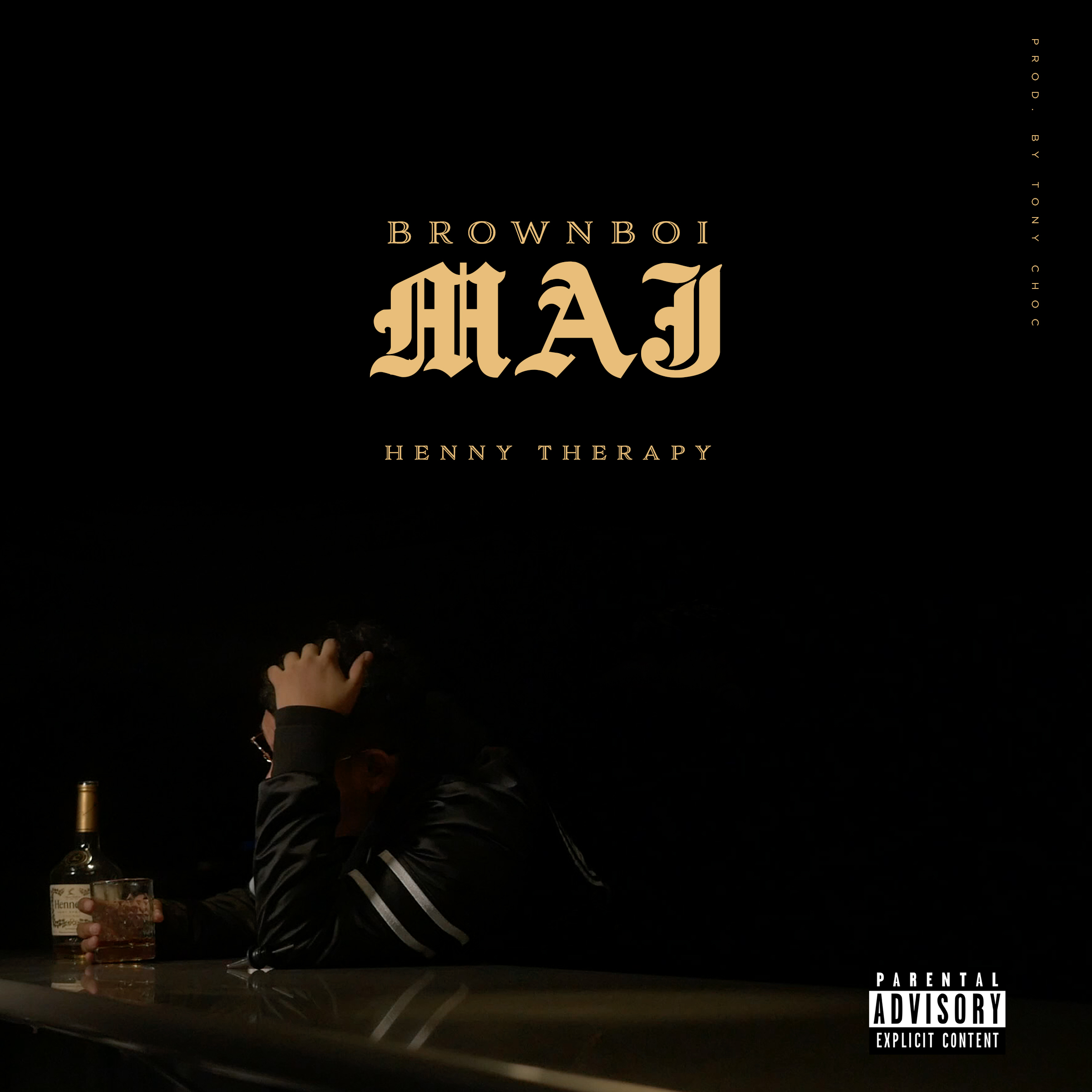 """New Music: Brownboi Maj – """"Henny Therapy (Hennessy)"""""""