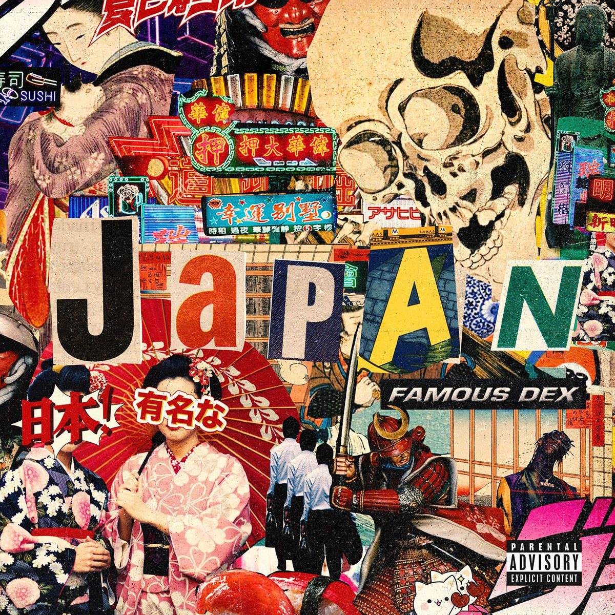 "New Music: Famous Dex – ""Japan"""