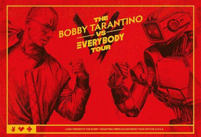 Logic Announces 'Bobby Tarantino Vs. Everybody' Tour + Dates