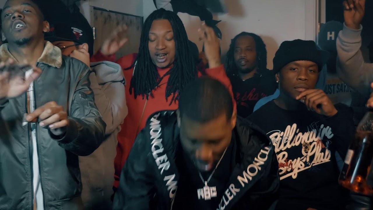 """New Video: RBC Bugzy x Rich City Stu x RBC Dobe – """"Look At Me"""""""