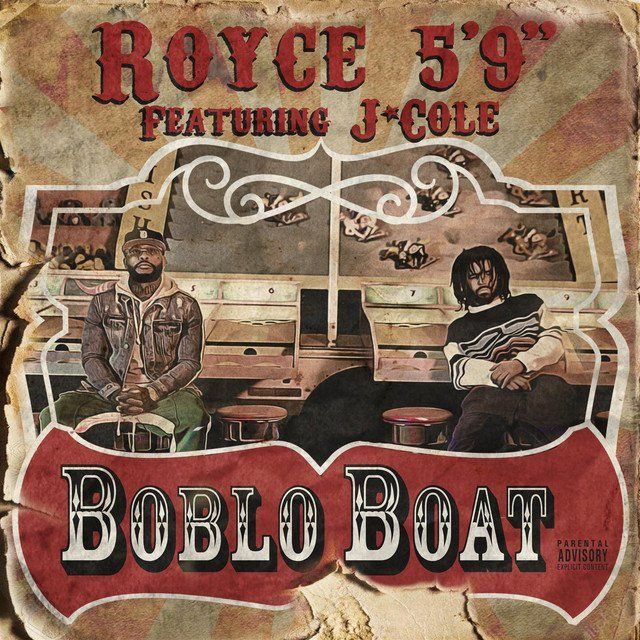 """New Music: Royce Da 5'9″ – """"Boblo Boat"""" (feat. J. Cole)"""