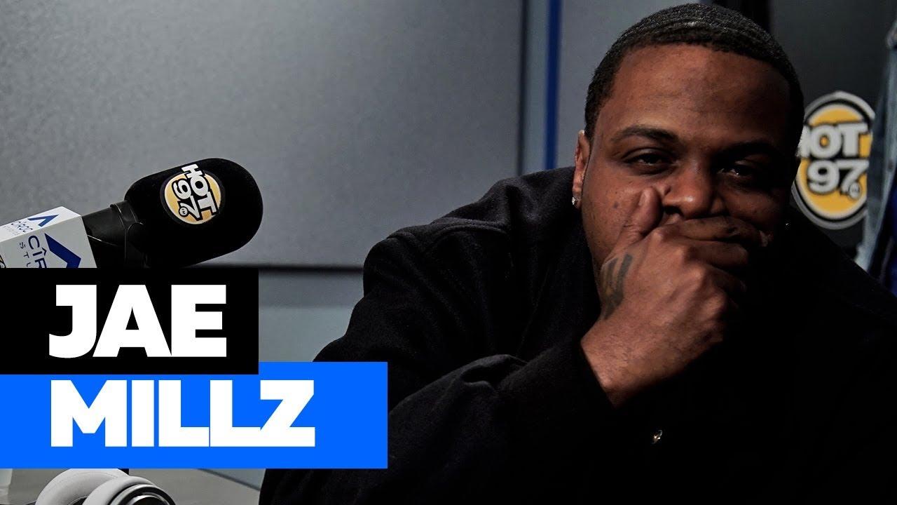 Video: Jae Millz – Funkmaster Flex Freestyle