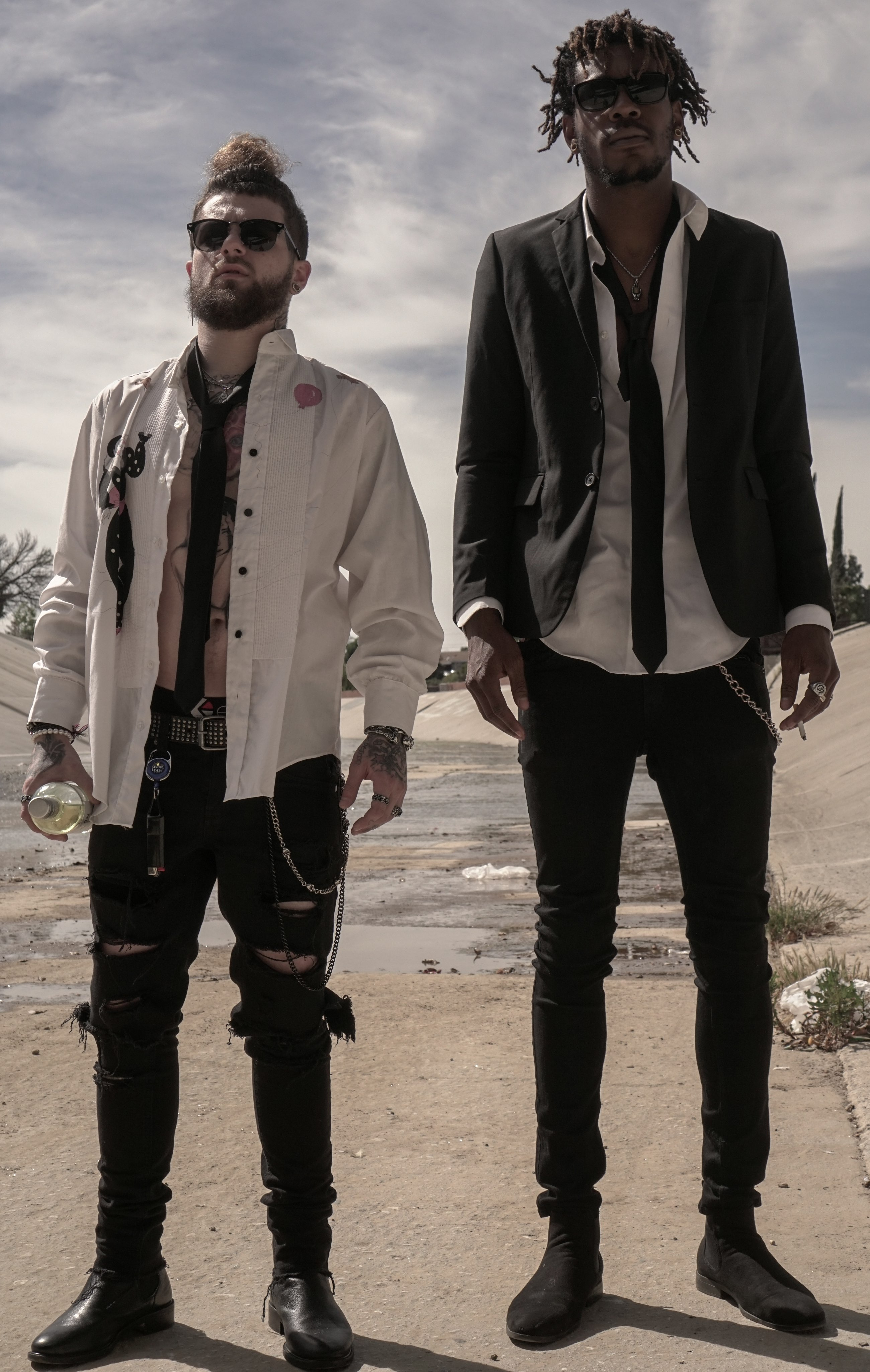 New EP: Doobie & Krash Minati – Blues Brothers