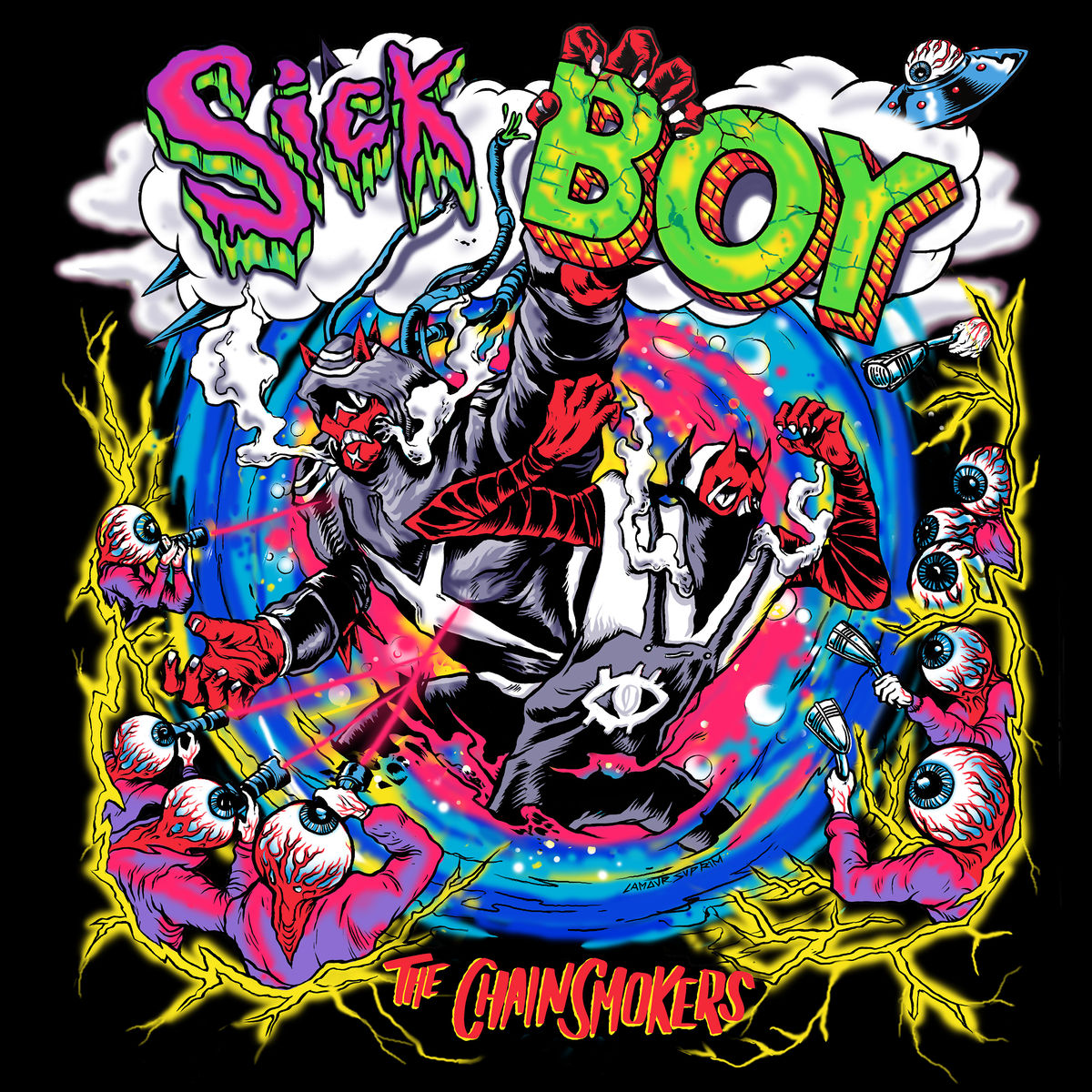"New Music: The Chainsmokers – ""Sick Boy"" [EP]"