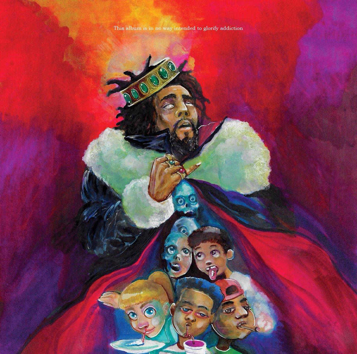 """New Album: J. Cole – """"KOD"""""""