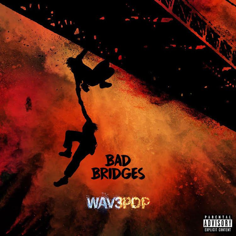 New Music: WAV3Pop – Burning Bridges