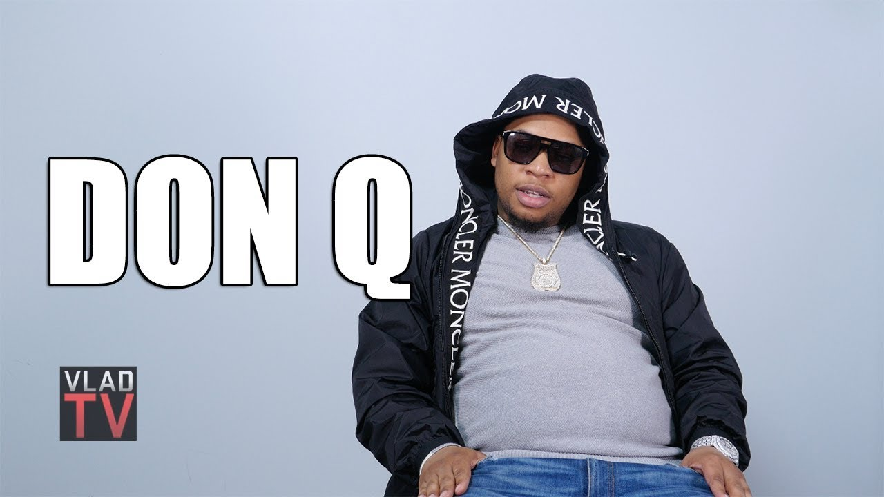 Video: Don Q Interview With VladTV