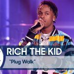 "Video: Rich The Kid Performs ""Plug Walk"" On 'The Tonight Show'"