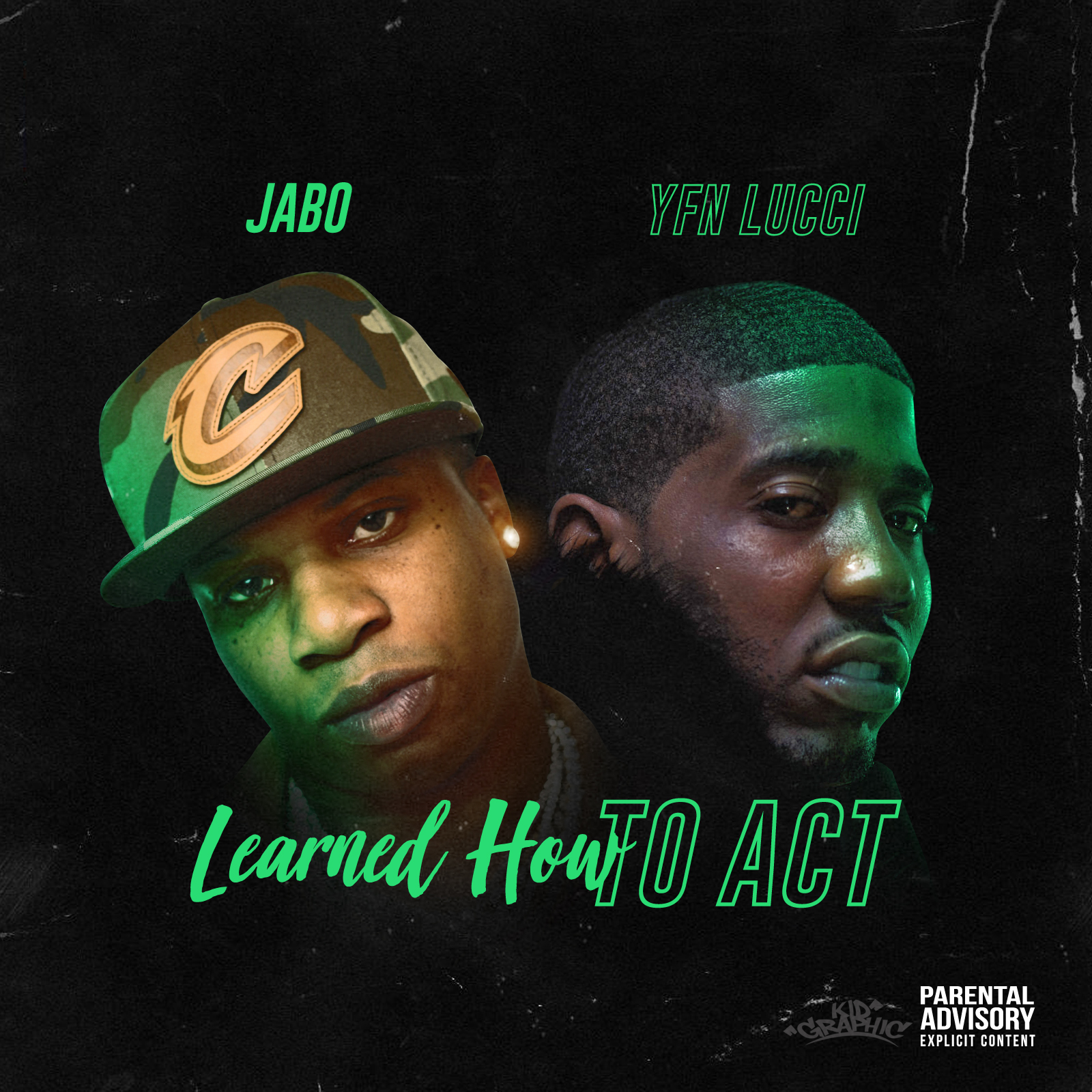 "New Music: Jabo ft. YFN Lucci – ""Learned How To Act"" (Prod. KWD$)"
