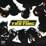 """A$AP Rocky Reveals """"TESTING"""" Album Artwork"""