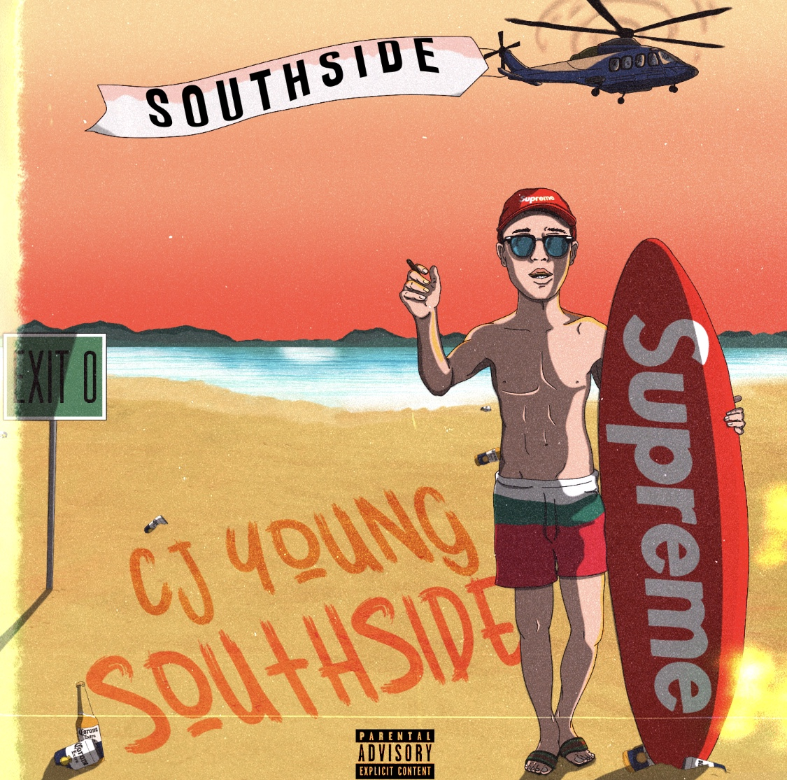 "New Music: CJ Young – ""Southside"" [EP]"