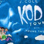 "J. Cole Announces ""KOD"" Tour w/ Young Thug"