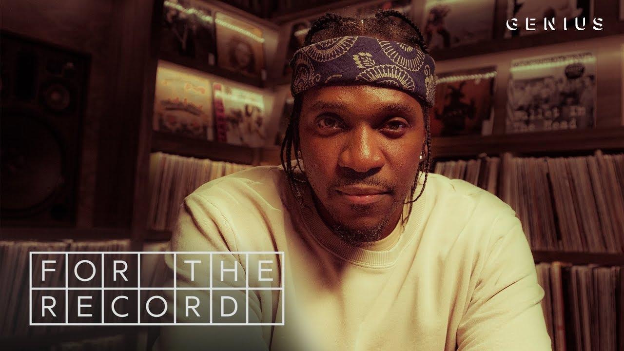 Pusha T Talks 'DAYTONA', Kanye West, Drake Diss + More w/ Rob Markman | For The Record