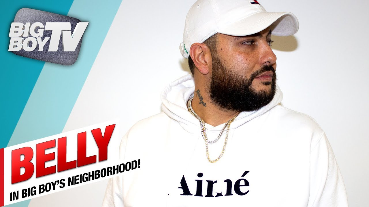 Video: Belly Talks Weight Loss, Coachella + More On 'Big Boy TV'