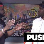 """Video: Pusha T Talks """"DAYTONA"""", Drake Feud + More w/ Funk Flex"""
