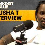 Video: Pusha T Talks 'DAYTONA', Kanye West, Drake + More On 'The Breakfast Club'