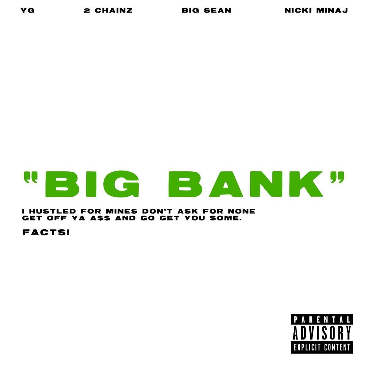 "New Music: YG – ""Big Bank"" (feat. 2 Chainz, Big Sean & Nicki Minaj)"