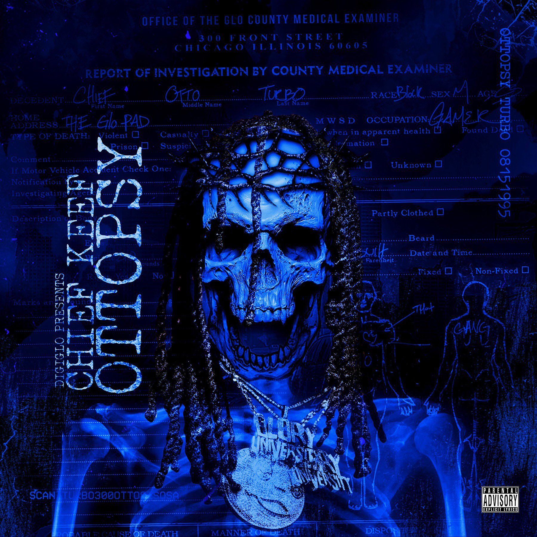 "New Music: Chief Keef – ""Ottopsy"" [EP]"