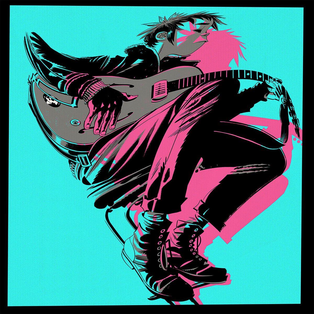 """New Music: Gorillaz – """"Fire Flies"""""""