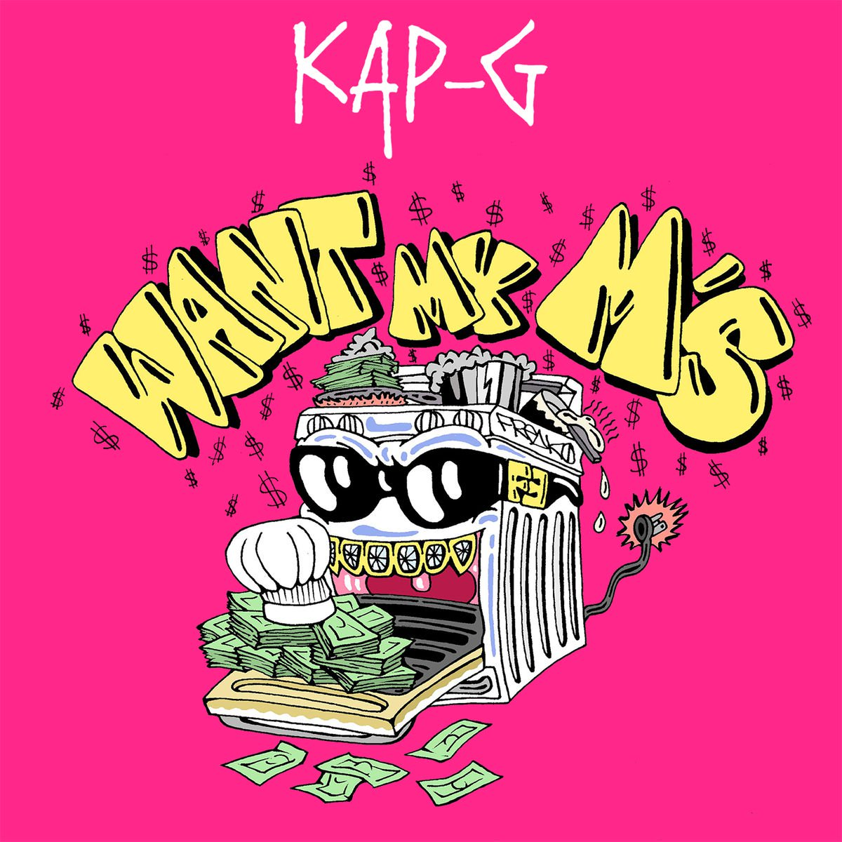 "New Music: Kap G – ""Want My M's"" (feat. Playboi Carti & Gunna)"