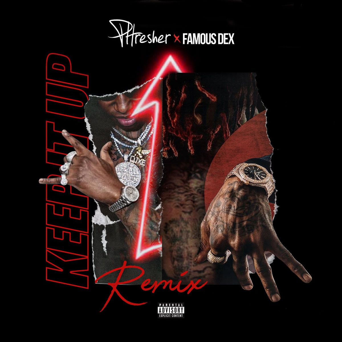 "New Music: PHresher ft. Famous Dex – ""Keep It Up (Remix)"""