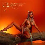 "Nicki Minaj Reveals ""Queen"" Album Artwork"