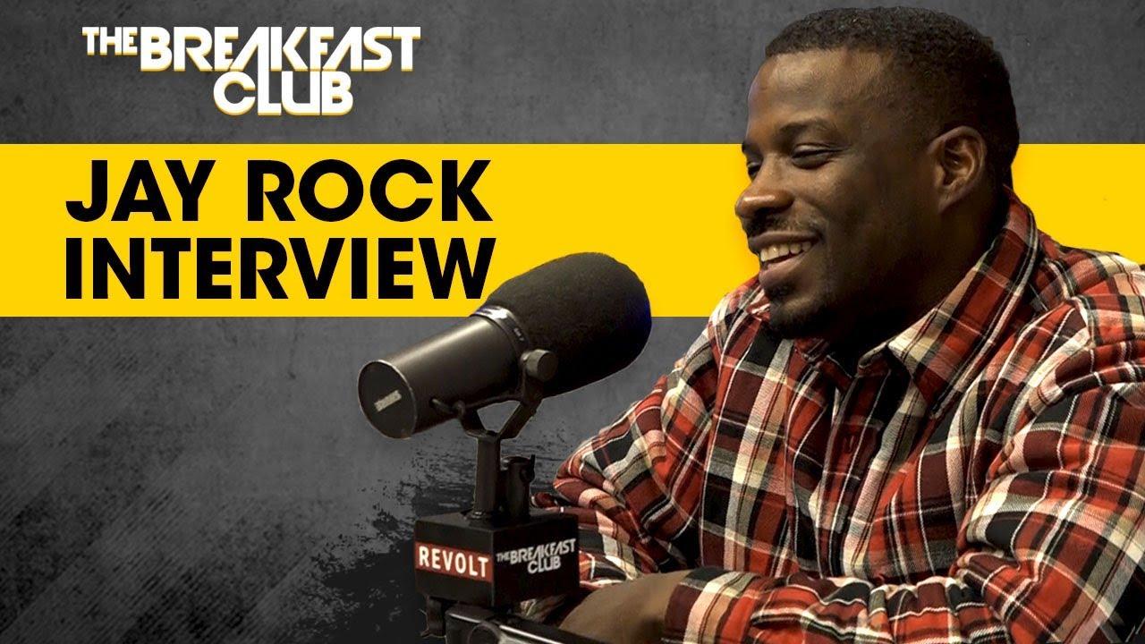 Video: Jay Rock Talks New Album, TDE + More On 'The Breakfast Club'