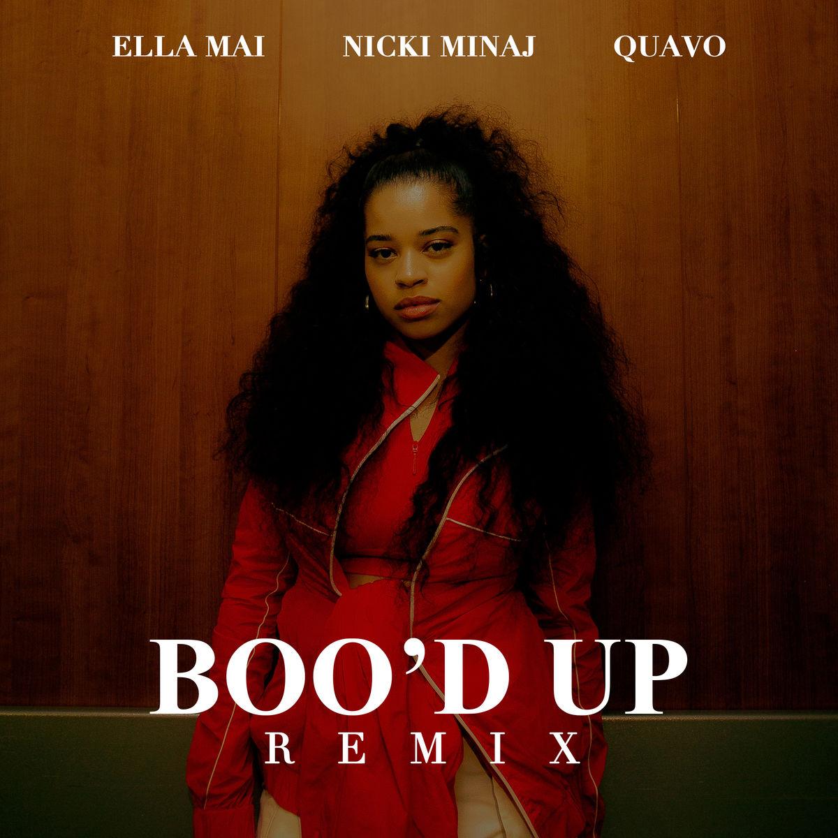 """New Music: Ella Mai – """"Boo'd Up Remix"""" (feat. Quavo & Nicki Minaj)"""