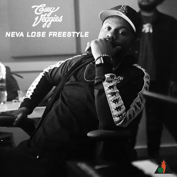 "New Music: Casey Veggies – ""Neva Lose Freestyle"""