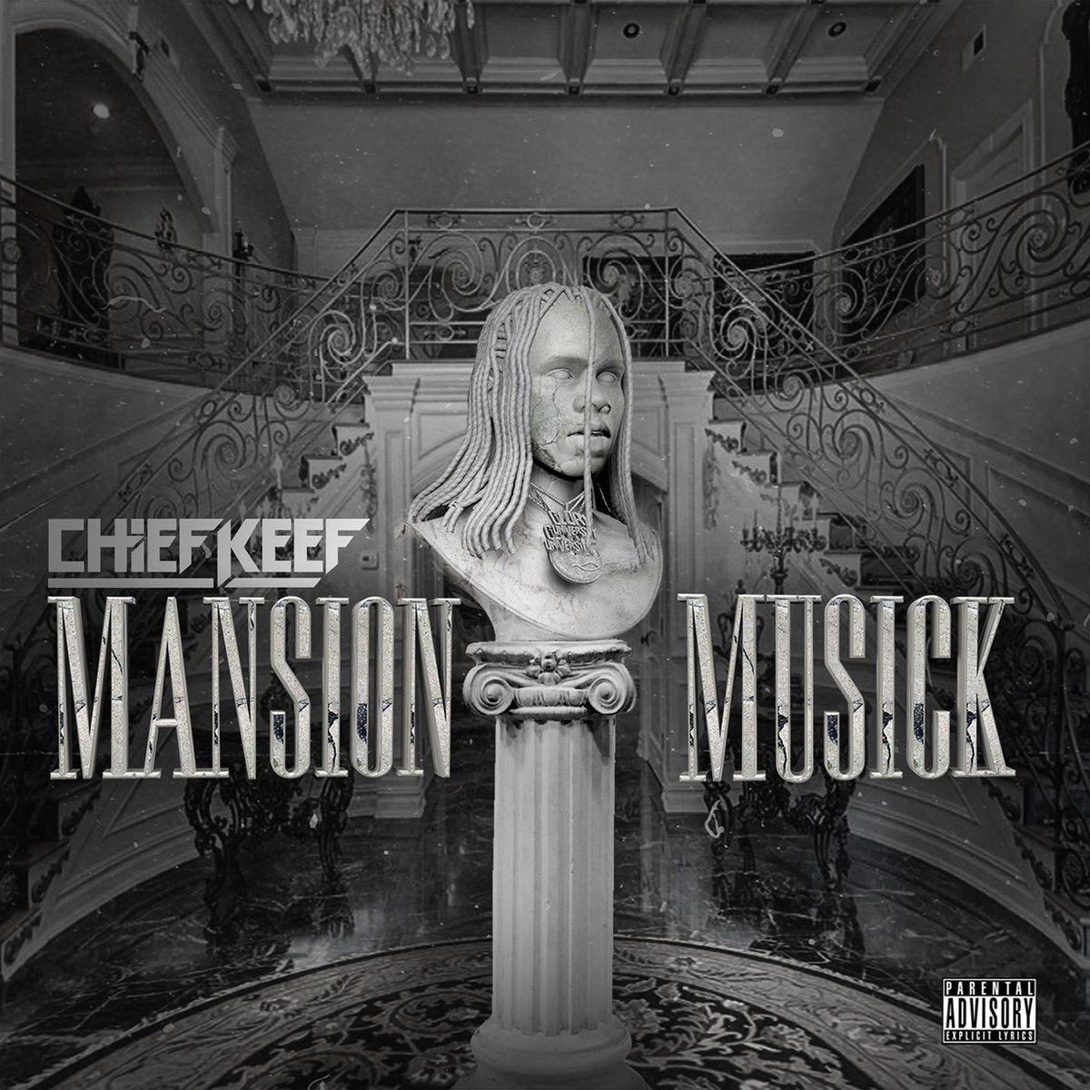 "New Mixtape: Chief Keef – ""Mansion Musick"""