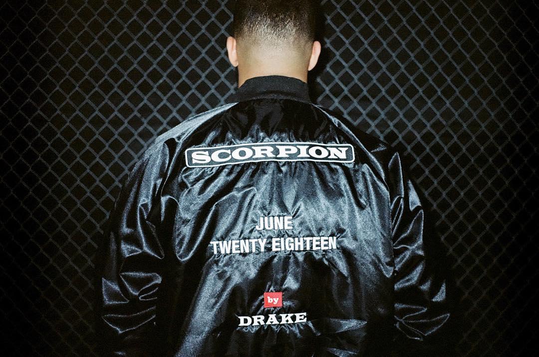 """Scorpion"" The First Album To Reach 1 Billion Streams In A Week"