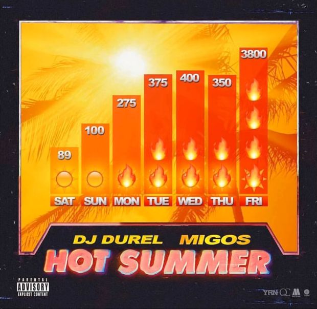 "New Music: Migos – ""Hot Summer"""