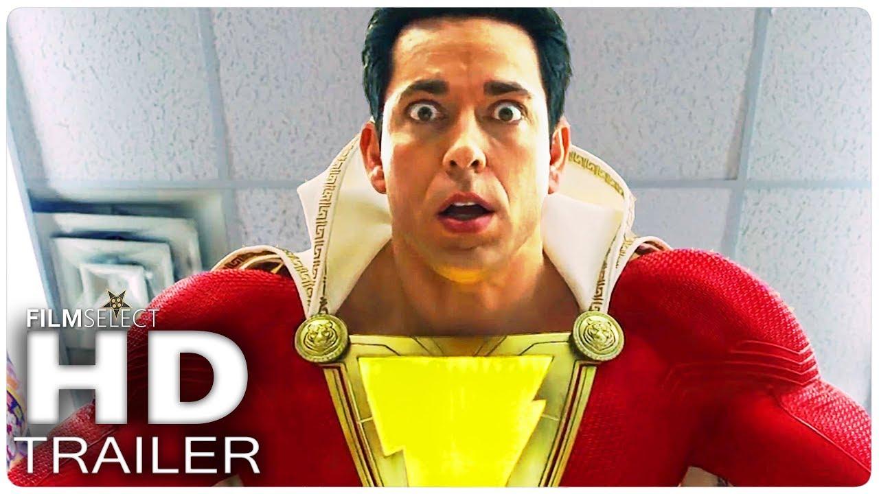 'SHAZAM!' [Official Trailer #1]