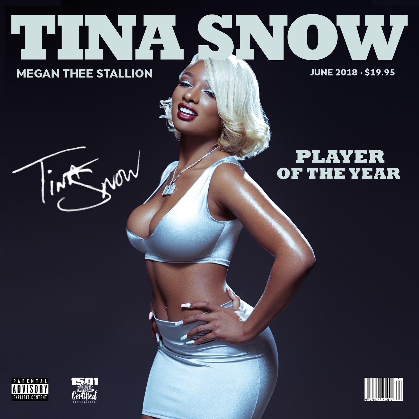 """New Album: Megan Thee Stallion – """"Tina Snow"""""""