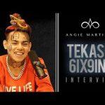 Video: 6ix9ine Interview w/ Angie Martinez